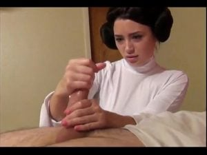 Princess Leia – Releasing The Force Within Him – MOTHERLESS.COM 1